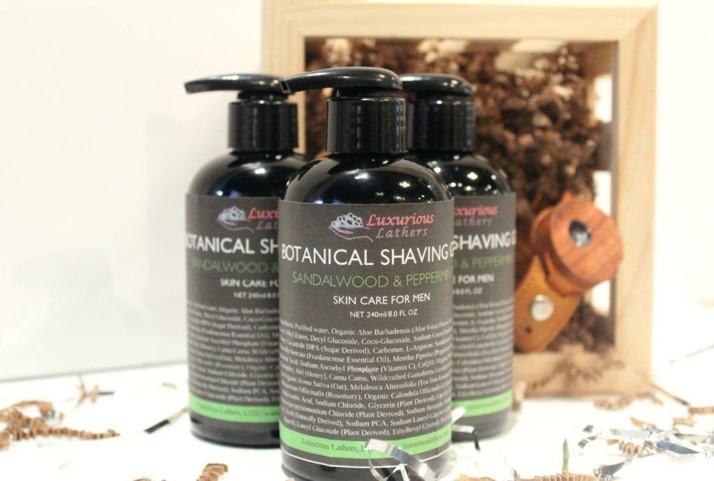 Botanical Shaving Gel