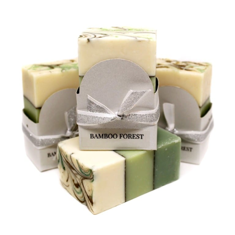 Bamboo Forest Vegan Soap