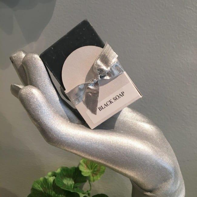 Black Vegan Soap
