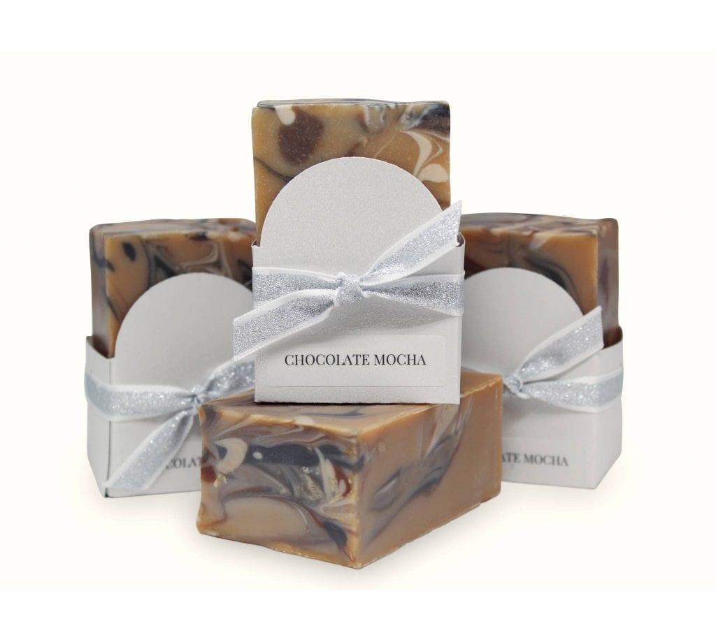 Chocolate Mocha Goat Milk Soap
