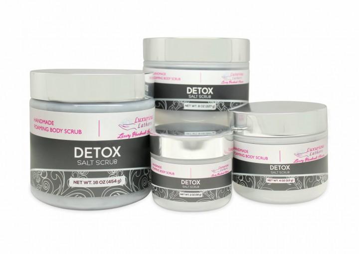 Detox Body Scrub