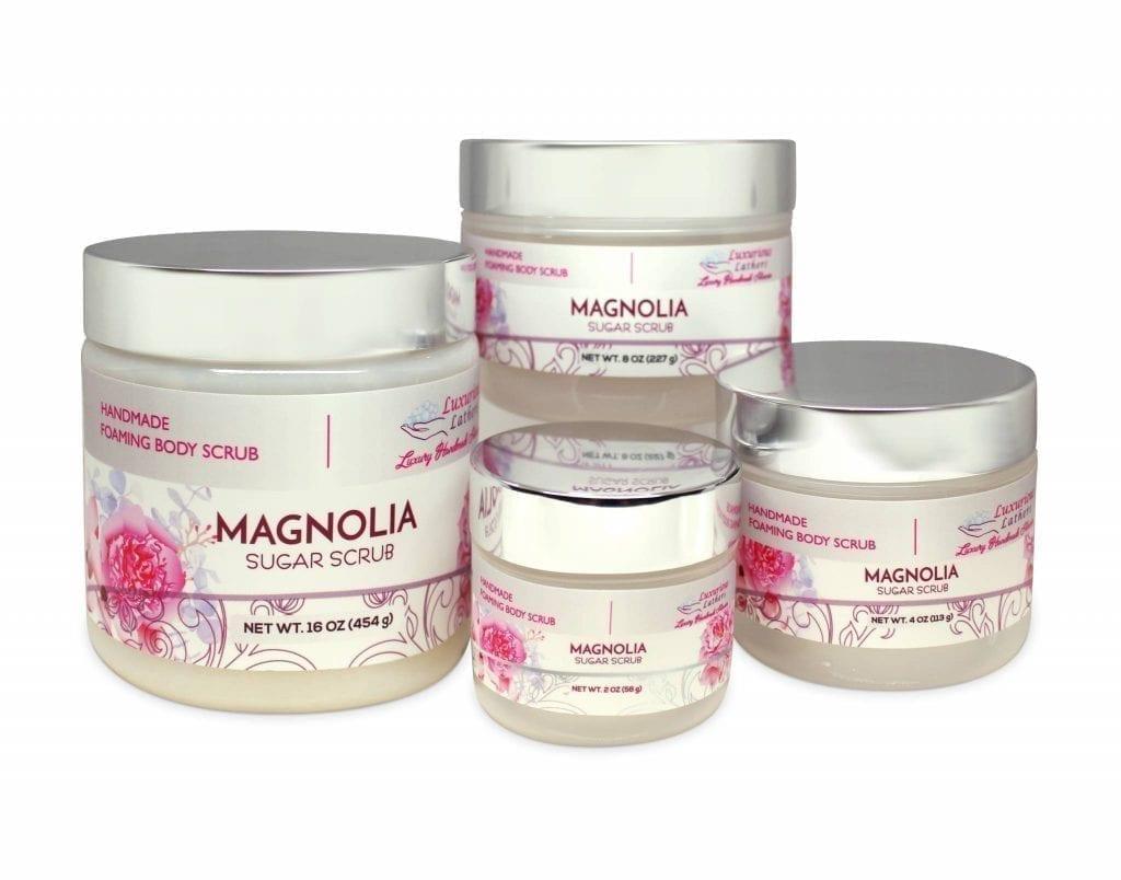 Magnolia Body Scrub
