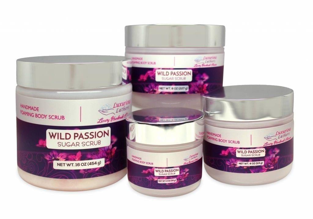Wild Passion Body Scrub