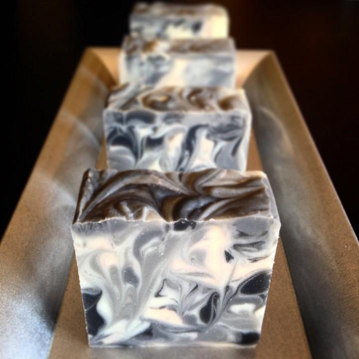 Cool Grey Soap Tart