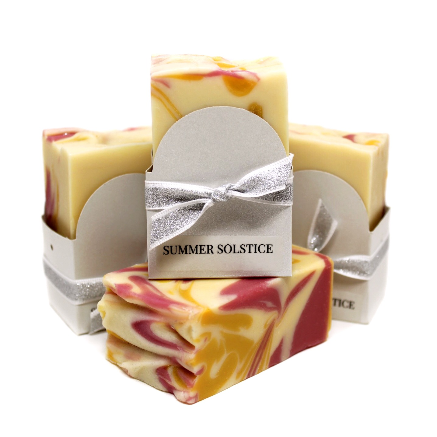 Summer Solstice Goat Milk Soap