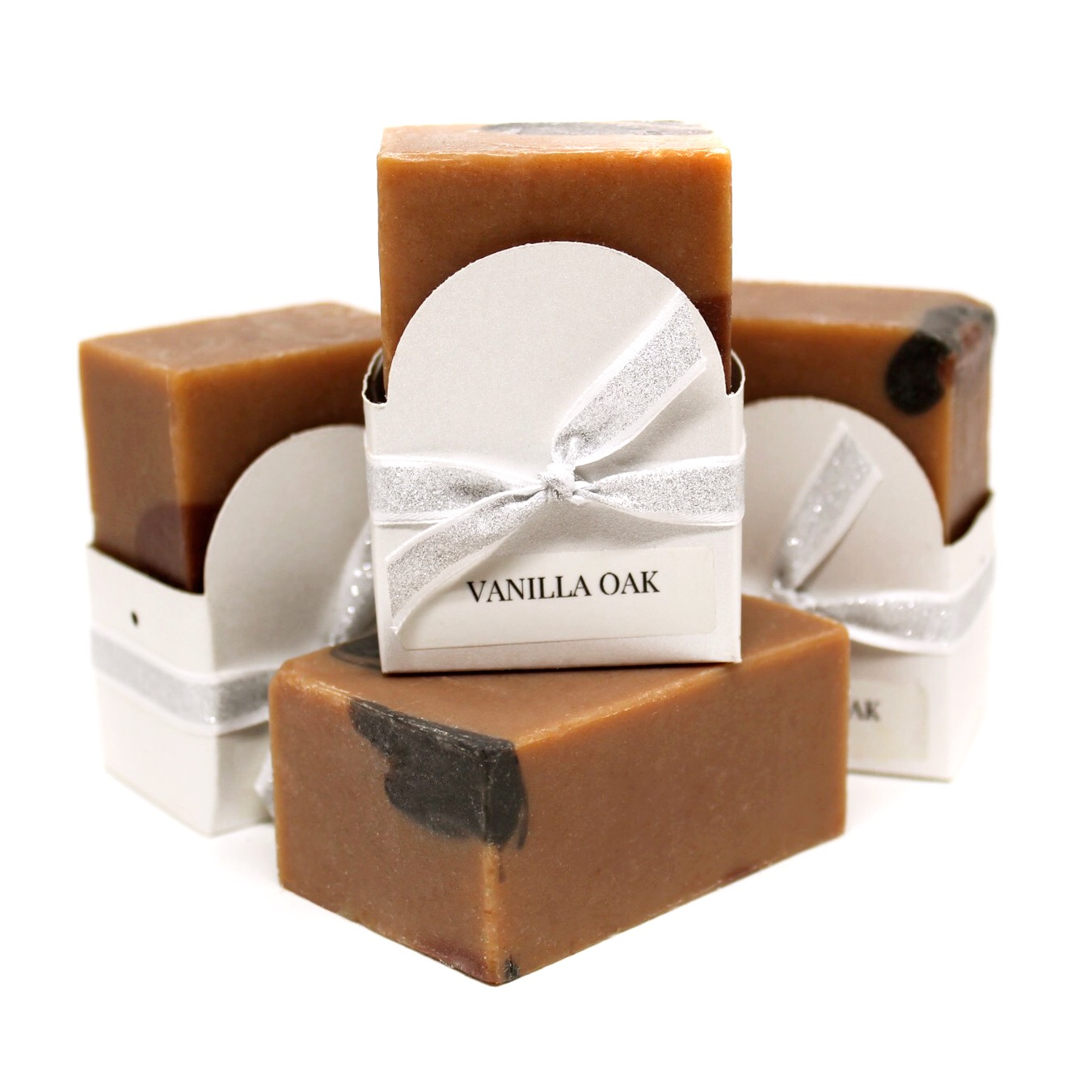 Vanilla Oak Goat Milk Soap