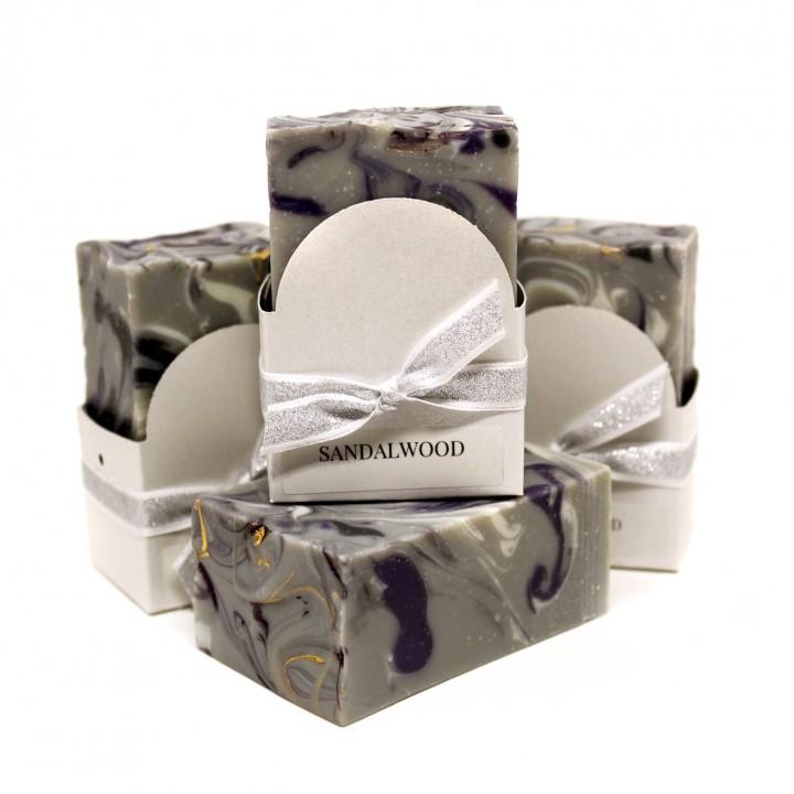 Sandalwood Vegan Soap