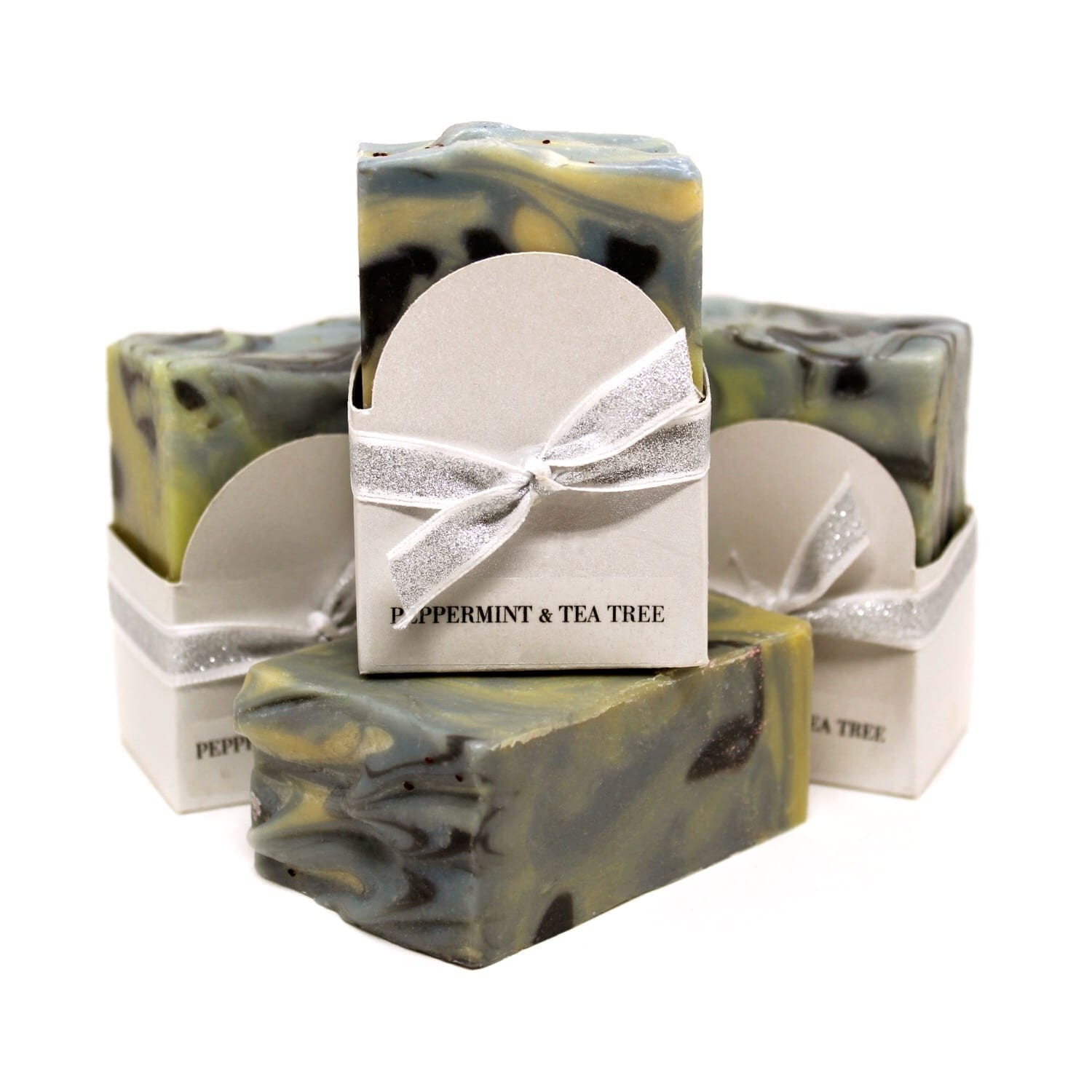 Peppermint & Tea Tree Goat Milk Soap