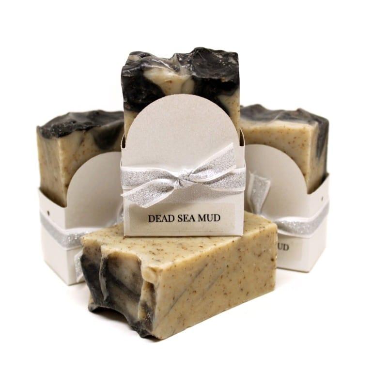 Dead Sea Mud Vegan Soap