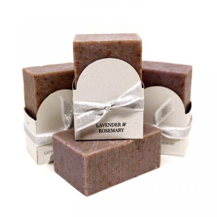 Lavender & Rosemary Goat Milk Soap