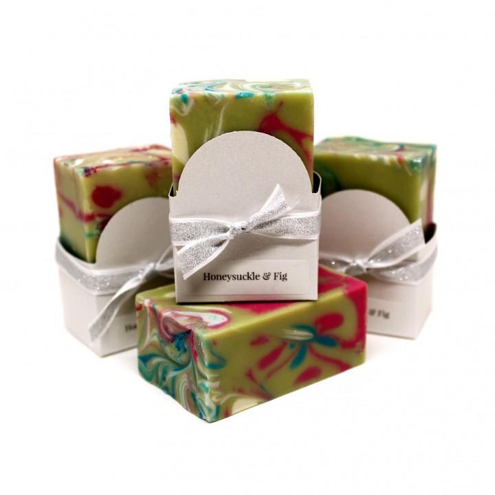 Honeysuckle & Fig Vegan Soap