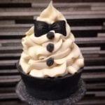 Black Tie Soap Cupcake