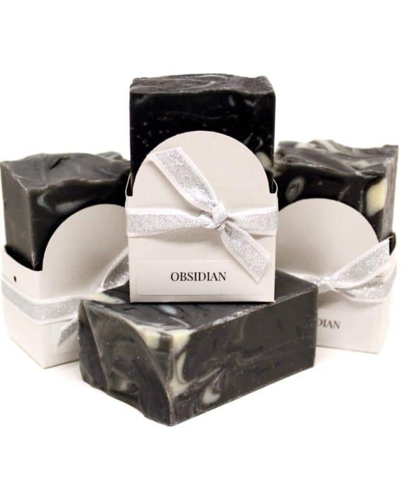 Obsidian Vegan Soap