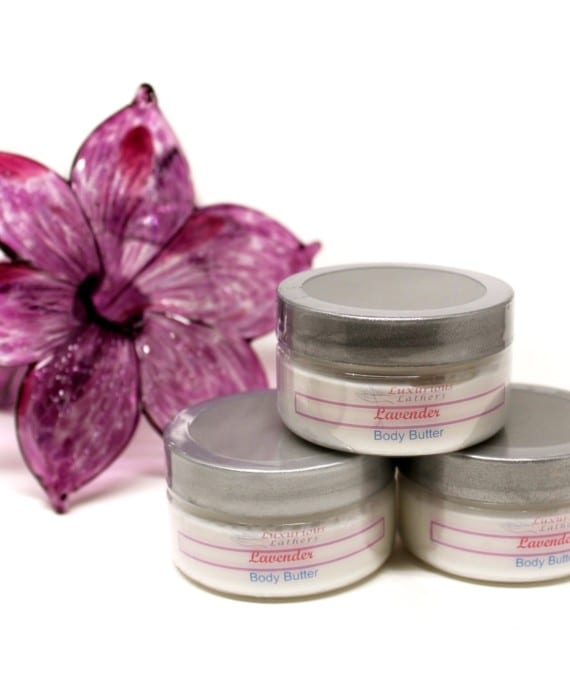 LAVENDER MOISTURIZING BODY BUTTER