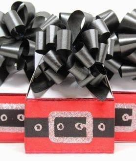 Santa Belt Gift Box