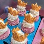 Tiara Cupcake Soap