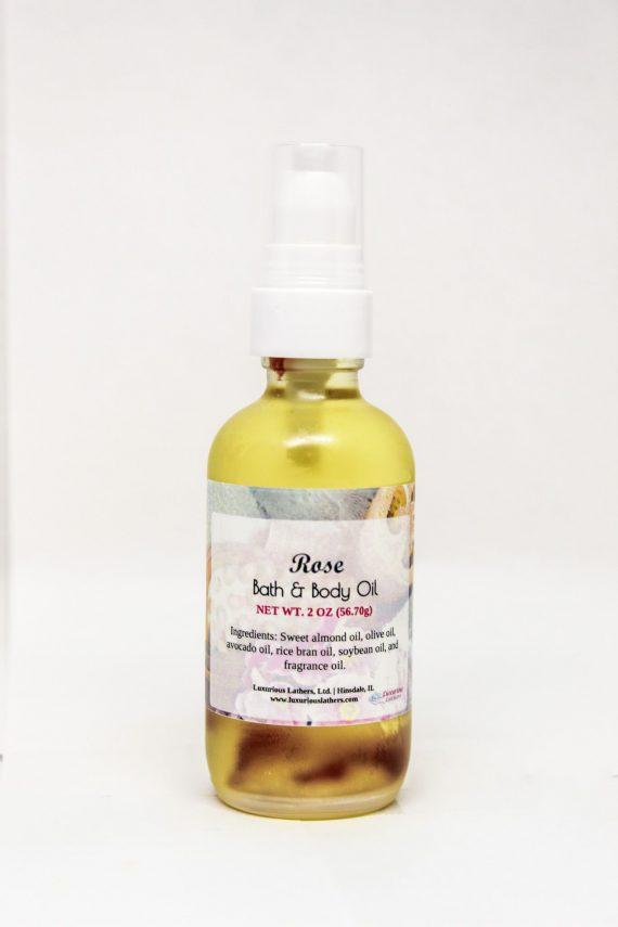Rose Bath & Body Oil
