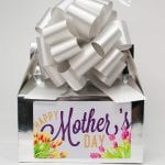 Purple Mother's Day Gift Box