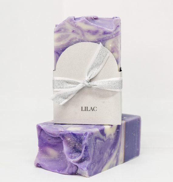 Lilac Vegan Soap