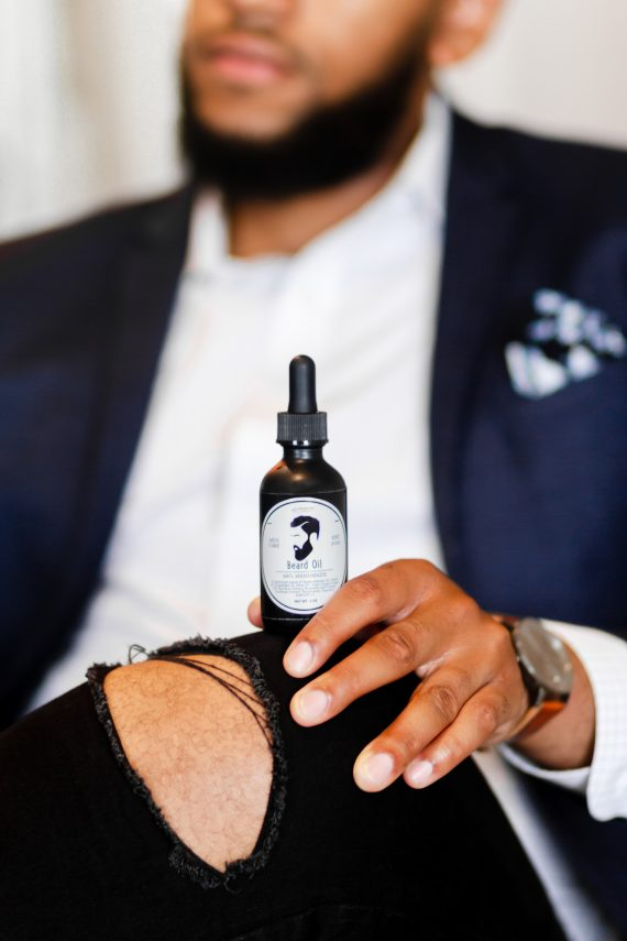 Smooth Gents Beard Oil
